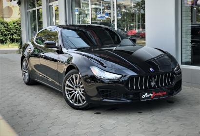 Продажа Maserati Ghibli