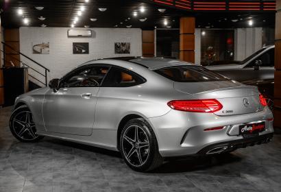 Продажа купе Mercedes-Benz C 300 Coupe 4matic '2018 в Одессе