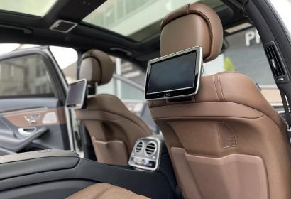 Продажа официального Mercedes-Benz S-Class 63 AMG '2014 в Киеве