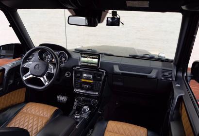 Продажа официального Mercedes-Benz G 63 AMG BRABUS '2014 в Киеве