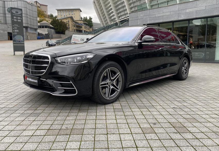 Продажа официального Mercedes-Benz S 400d AMG 4MATIC Long '2020 в Киеве