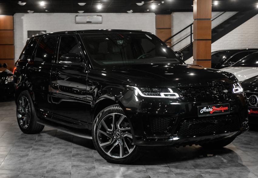 Продажа дизельного Land Rover Range Rover Sport '2018 в Одессе