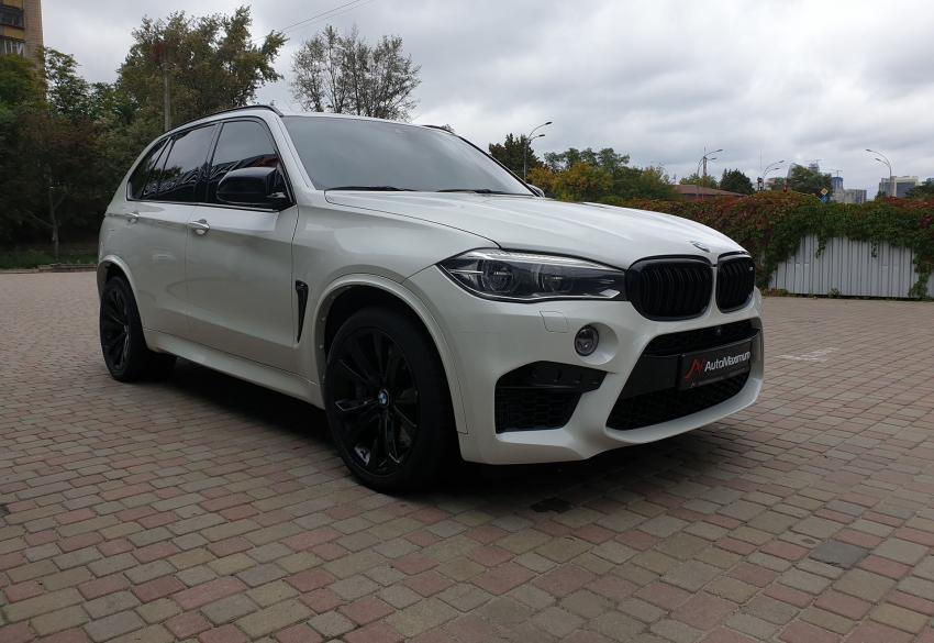 Продажа заряженного кроссовера BMW X5 M '2015 в Киеве
