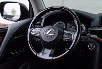 Продажа официального Lexus LX 450 F sport '2015 в Киеве