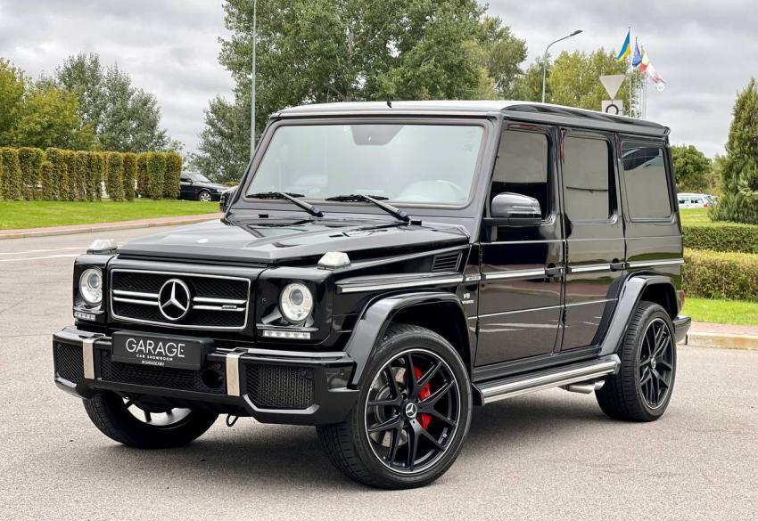 Продажа официального Mercedes-Benz G 63 AMG '2014 в Киеве