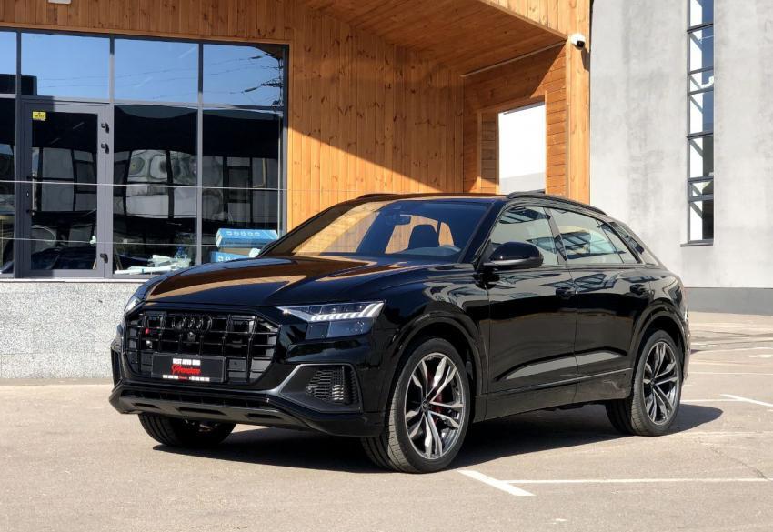 Продажа нового Audi SQ8 '2021 в Киеве