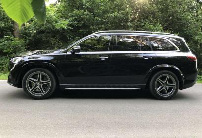 Прокат нового Mercedes-Benz GLS 350d в Киеве