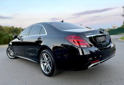 Продажа Mercedes-Benz S 400 d AMG Long '2019 в Киеве