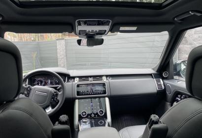 Прокат внедорожника Land Rover Range Rover Vogue SDV8 '2020 в Киеве