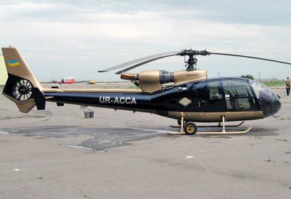 Продажа Eurocopter SA341G