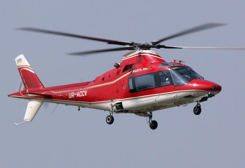 Продажа Agusta A109C в Харькове