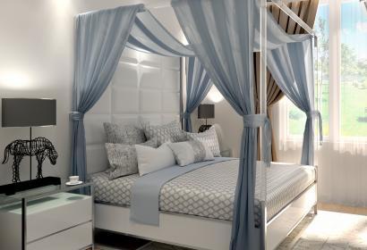 Кровать Michael Amini State Street