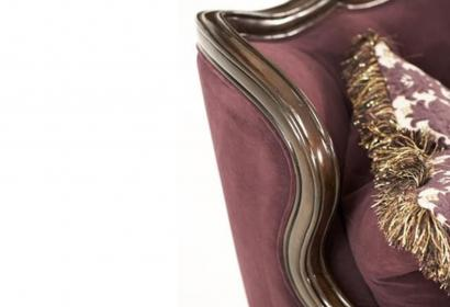 Софа в классическом стиле из коллекции Lavelle от Майкла Амини