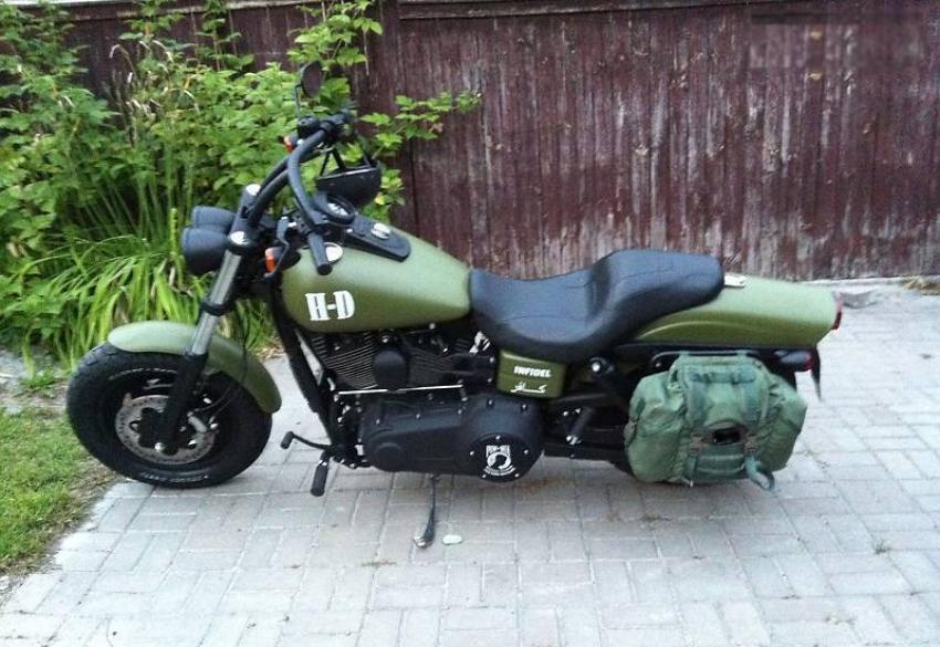 Продажа Harley-Davidson Dyna Fat Bob в Киеве