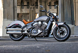 Аренда Indian Scout