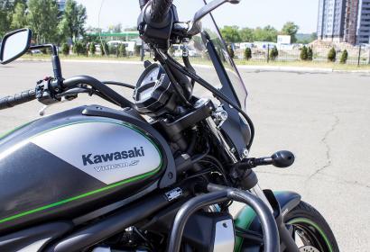Аренда Kawasaki Vulcan S в Киеве