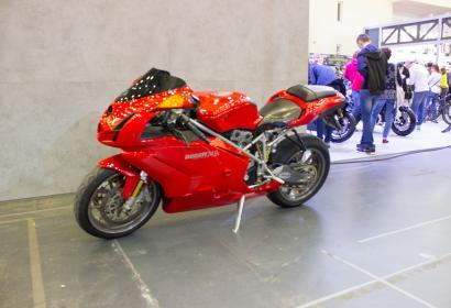 Продажа Ducati Testastretta DVT