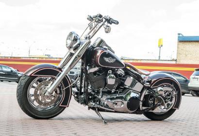Продажа Harley-Davidson Fat boy