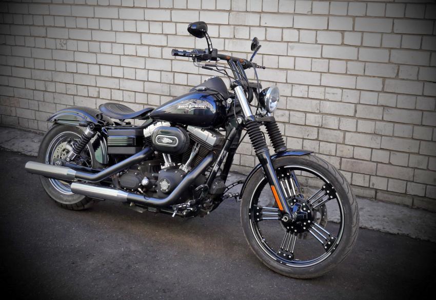 Продажа Harley-Davidson Street Bob в Киеве