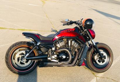 Продажа пауэр-круизера Harley-Davidson Night Rod 2008 в Харькове