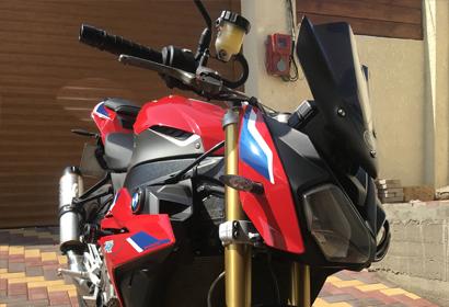 Продажа супер спорт байка BMW S 1000R '2016 в Харькове