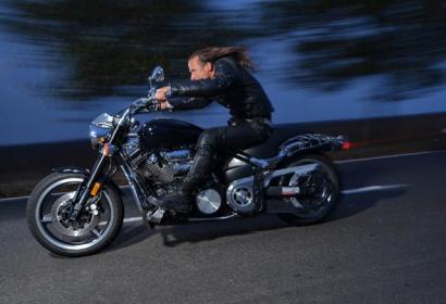 Продажа спорт-крузера Yamaha Road Star Warrior 1700cc Patrick Racing в Николаеве