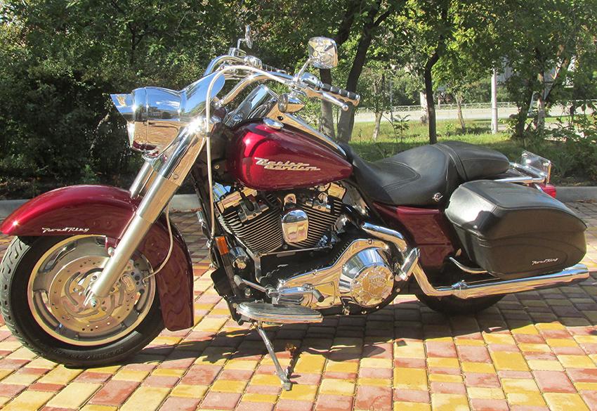 Продажа кастомного Harley Davidson Road King '2004 в Киеве