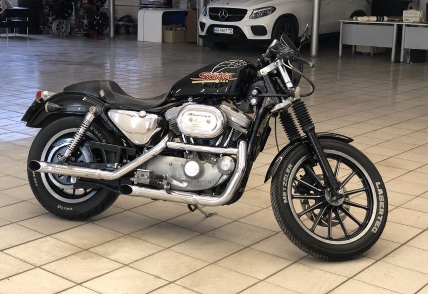 Продажа классического Harley-Davidson 1200 Sportster '2000 в Киеве