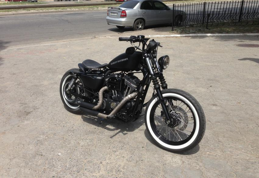 Продажа кастома Harley-Davidson Sportster Nightster XL 1200 в Днепре