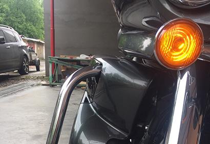 Продажа круизера Kawasaki Vulcan1700 Voyager '2011 в Черновцах