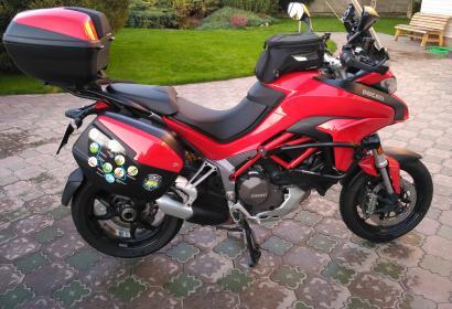 Продажа Ducati Multistrada 1200S в Запорожье