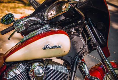Продажа люкс-турера Indian Roadmaster '2015 в Кривом Роге