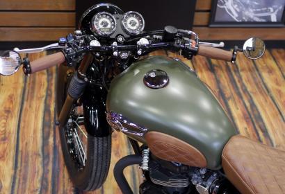 Продажа классического Kawasaki W800 Special Edition '2015 в Киеве