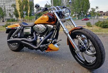 Продажа Harley-Davidson Dyna Wide Glide