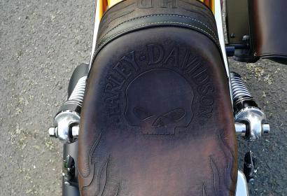 Продажа классического круизера Harley-Davidson Dyna Wide Glide '2007 в Днепре