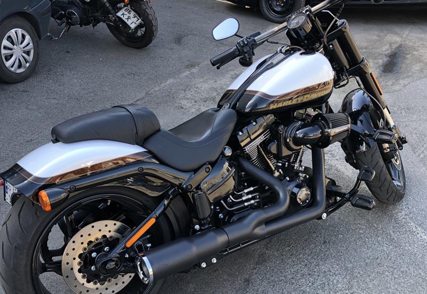 Продажа Harley-Davidson CVO Pro Street Breakout на гарантии в Киеве