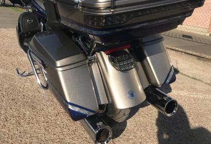 Продажа Harley Davidson CVO Electra Glide '2016 в Киеве