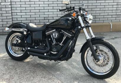 Продажа чоппера Harley-Davidson Dyna Low Rider '2015 в Киеве