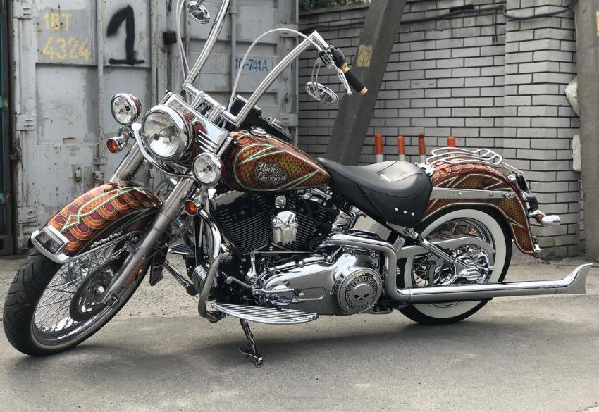 Продажа Harley Davidson FLSTC Heritage Softail Classic '2013 в Киеве
