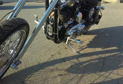 Продажа кастомного Harley Davidson Sportster '2005 в Ивано-франковске