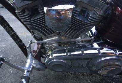 Продажа чоппера Harley-Davidson Evolution Big Dog Mastiff '2009 в Киеве