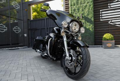 Продажа кастомного Harley-Davidson Electra Glide Ultra Limited '2010 в Одессе