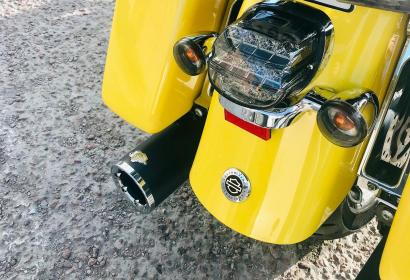 Продажа Harley-Davidson CVO Road Glide 110inch '2016 в Киеве