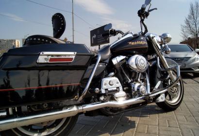 Продажа Harley-Davidson Road King FLHR SKULL '2001 в Киеве
