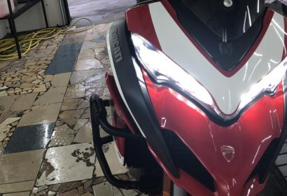 Продажа Ducati Multistrada 1200S Touring Pack '2016 в Киеве