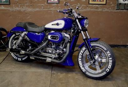 Продажа Harley-Davidson Sportster