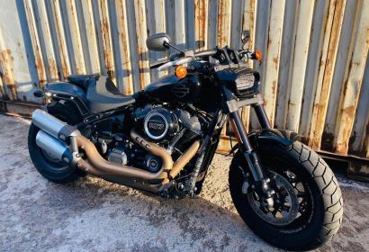 Продажа Harley-Davidson Dyna Fat Bob M8 '2018 в Киеве