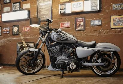 Продажа нового Harley Davidson Sportster XL 883 Super Low 2017 Tracker в Киеве