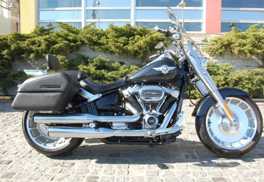 Продажа Harley-Davidson Fat Boy 114 Screamin Eagle '2018 в Киеве