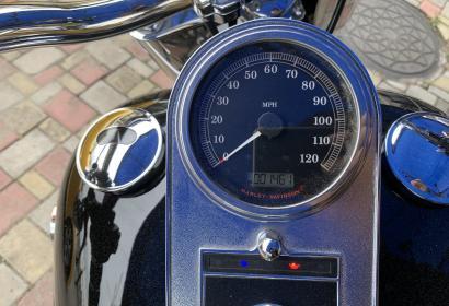 Продажа чоппера Harley Davidson FLSTF Fat Boy 103 inch '2016 в Киеве